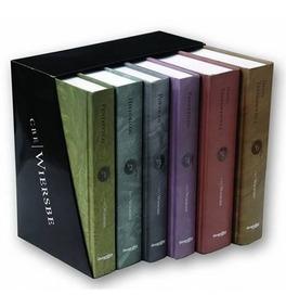Wiersbe Comentário Bíblico Expositivo 6 Volumes Frete Grátis