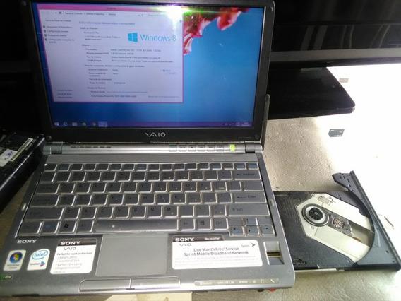 Notebook Sony Vaio Txn25n (última Unidade)