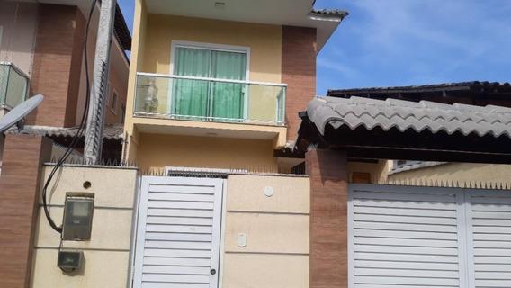 Casa Em Piratininga, Niterói/rj De 176m² 3 Quartos À Venda Por R$ 650.000,00 - Ca254248