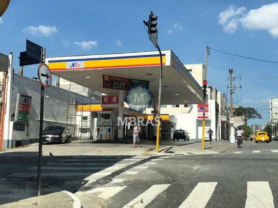 Lote - Terreno Para Posto De Gasolina - Bom Retiro - Mb8800