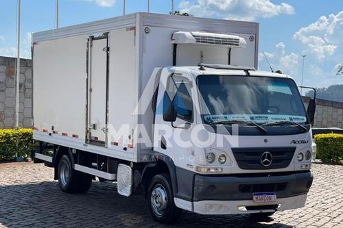 Mercedes Benz Accelo 815 Câmara Fria