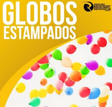 Globos Estampados Personalizados Destaca Tus Eventos.