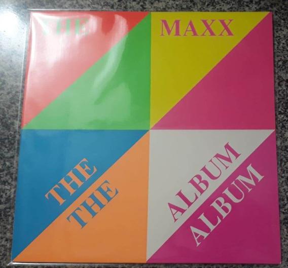 The Maxx - The Album New Beat, Techno, Acid House Lp/ Vinil