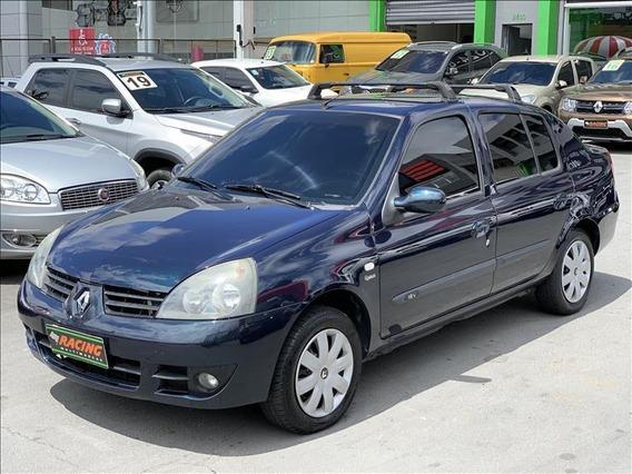 Renault Clio Sedan Egeus 1.0 Flex 2006/2006