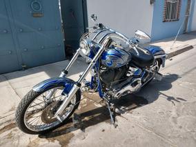 Harley Davidson 1999, Modificada Motorcycle Iron Aztec 2004