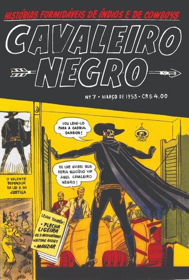 Cavaleiro Negro - Leia O Texto