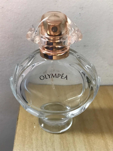 Perfume Olympéa Paco Rabanne Vidro Vazio
