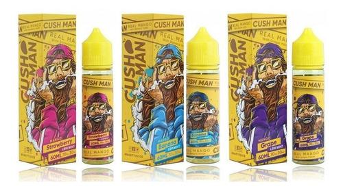 Liquido Nasty Cush Man 60ml Vape Vaper *soy Tienda*