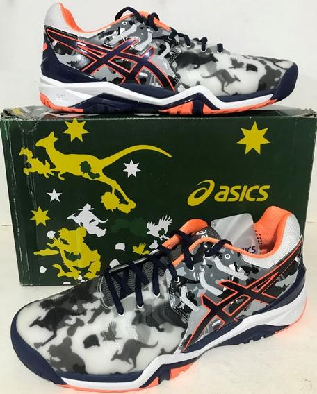 Tênis Asics Gel Resolution 7 All Court Melbourne Australia
