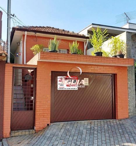 Imagem 1 de 30 de Casa Com 2 Dormitórios À Venda, 95 M² Por R$ 425.900,00 - Vila Marina - Santo André/sp - Ca0742