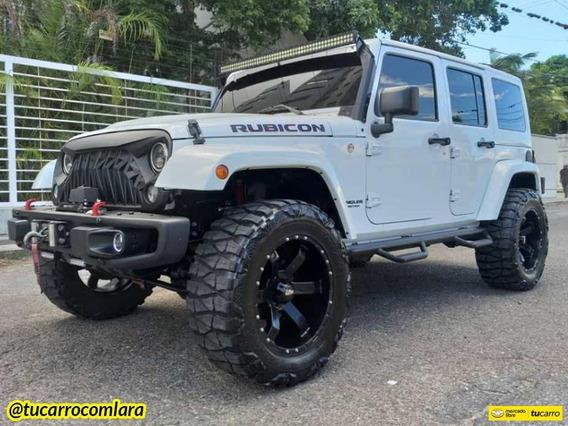 Jeep Wrangler Rubicon 4x4 Automático