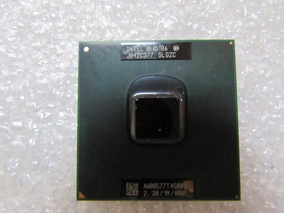 Processador Intel Dual Core Slgzc 2.30/1m/800 Aw80577t4500