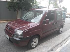 Fiat Doblo 1.6 16v Elx 5p Ano 2002