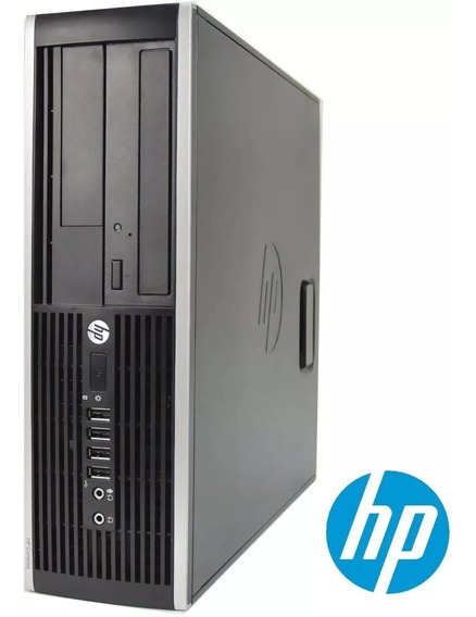Computador Hp 8200 Core I5 4gb 120ssd - Seminovo