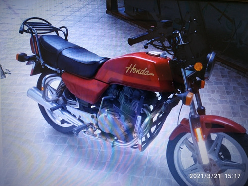 Honda Ano Modelo 1982