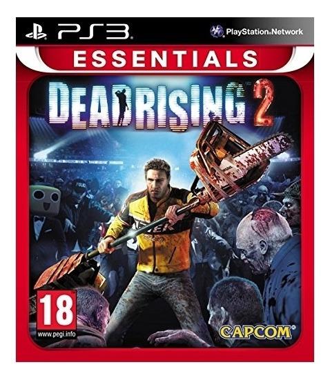 Dead Rising 2 (essentials) Ps3 Mídia Física Novo Lacrado