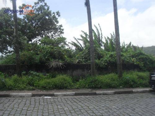 Terreno À Venda Ou Locação, 2.200 M² - Centro - Rio Grande Da Serra/sp - Te0883