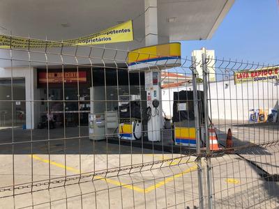 Alugo Posto De Combustível Em Santo André R$ 12.000,00