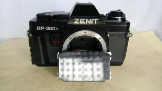 Camara Analoga Zenit Df 300x Para Reparar O Para Piezas