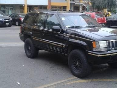 Jeep Grand Cherokee Limited 1995 6 Cilindros 4x4