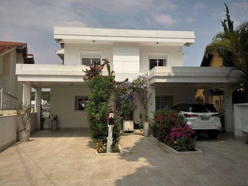 Casa Com 5 Dormitórios À Venda, 700 M² Por R$ 2.900.000,00 - São Paulo Ii - Cotia/sp - Ca1765