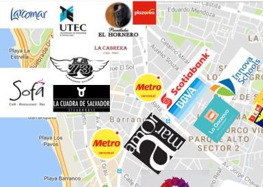 Terreno Rdm 6 Pisos A 2 Cdras Del Mercado Nro 2 Barranco