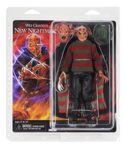 Neca Freddy  Krueger Clothed Wes Craven's New Nightmare