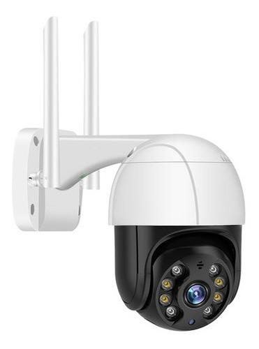 Cámara De Seguridad Al Aire Libre 1080p Ptz 2mp Exterior G