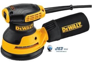 Lijadora Profesional 5 Rotoorbital Dwe6421 B3 Dewalt