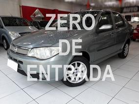 Fiat Siena Completo 1.8 Hlx Flex / Zero Entrada Sem Entrada