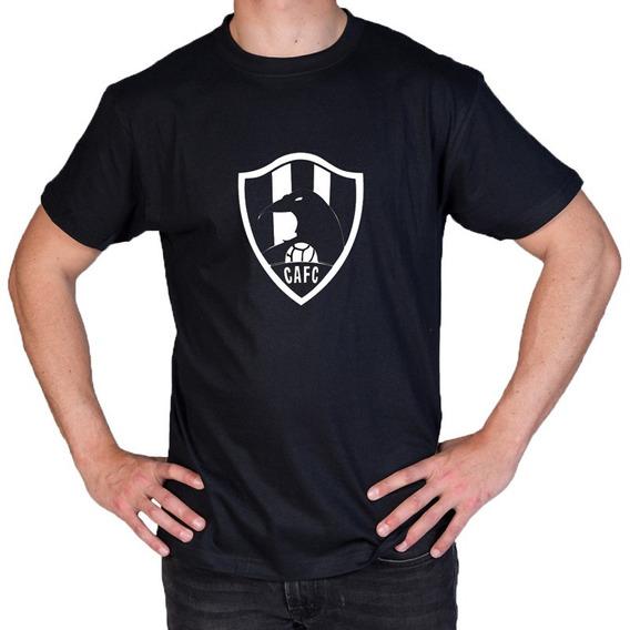 Camiseta Estampada Cuervos Club