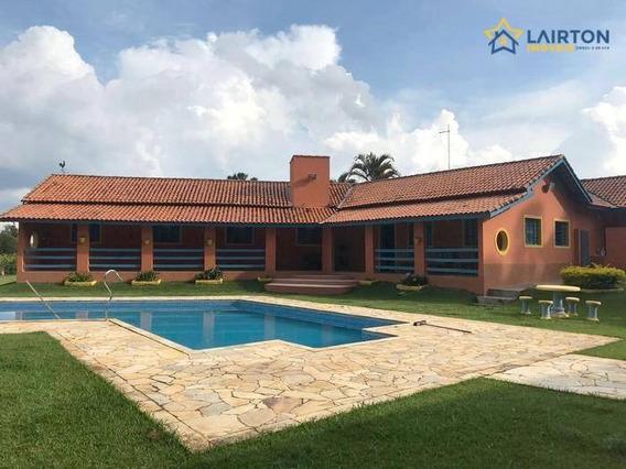 Chácara Com 4 Dormitórios À Venda, 3626 M² Por R$ 700.000,00 - Arara Dos Pereiras - Bragança Paulista/sp - Ch1281