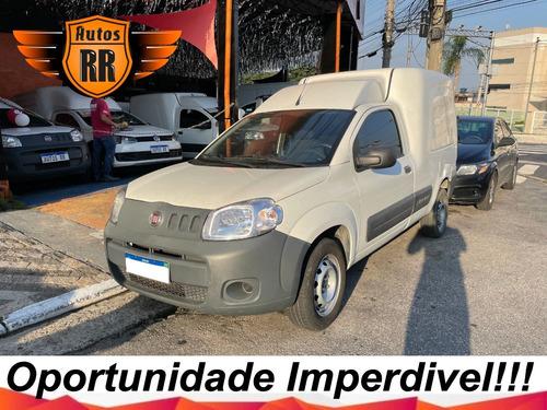 Fiat Fiorino Hard Working 1.4 Flex Completa Bau Térmico