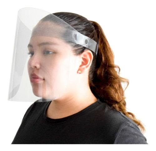 Careta Protector Facial Antifluido - Unidad a $5000