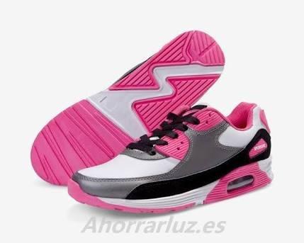 Tenis Moda Sportline Rosa