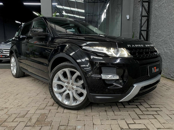 Land Rover Range Rover Evoque Dynamic 2015