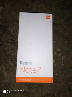 Telefono Xiaomi Redmi Note 7