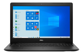 Notebook Dell Core I3 10ma 32gb 480gb + 128gb Ssd 15.6 Touch