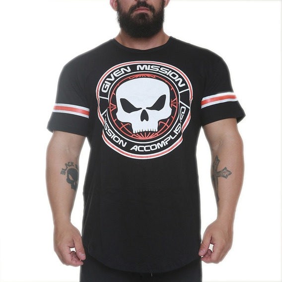 Camiseta Masculina - Black Skull Clothing