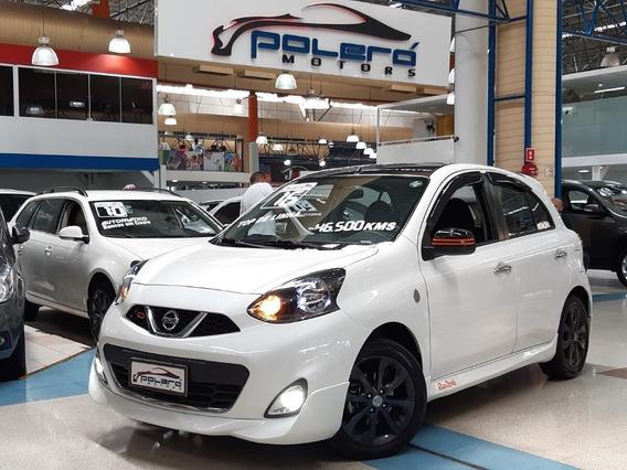 Nissan March Rio 1.6 Flex Manual 2016 Completo Raridade!