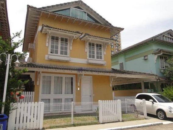 Casa Na Barra Da Tijuca - Com Acesso À Balsa Para Praia - Ca0070