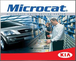 Microcat Kia Multilenguaje - 08-2018 Envios Online *tm*