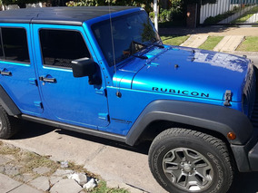 Jeep Wrangler Rubicon 4x4 3.6 4pts 284hp