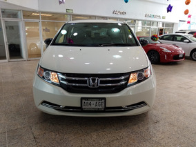 Honda Odyssey Piel Factura Y Servicios De Agencia Todo Pagad