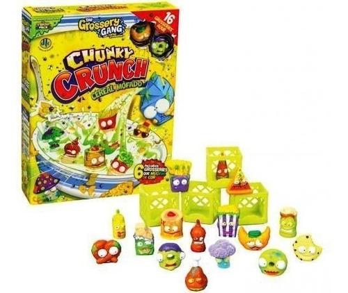 The Grossery Gang Chunky Crunch - Cereal Mofado - Dtc