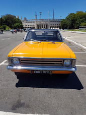 Opala Coupe Luxo 1973 - Vendo Ou Troco
