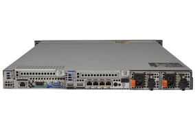 Dell R610 32gb De Ram Com Trilhos + 2 Hd 300gb