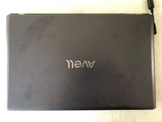 Notebook Avell Titanium B154