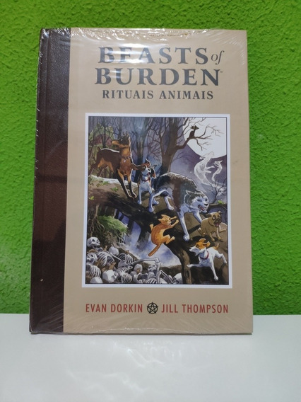 Hq Beasts Of Burden-rituais Animais