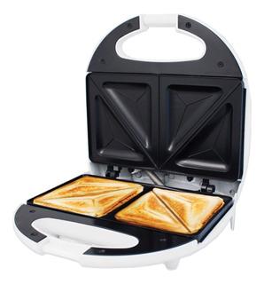 Sandwichera Tostadora Antiadherente 800w Sanguchera Carlitos